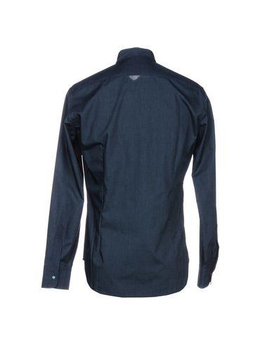 Sable Blanc 88 Camisa Lisa Best-seller réelle prise sortie rabais visite discount neuf FdbgnTo