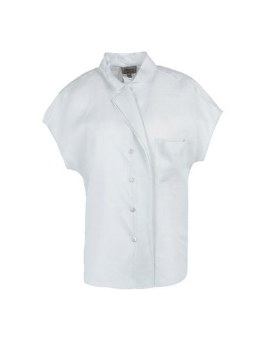 Collections Armani Camisa De Lin