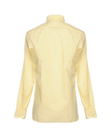 sites de réduction Chemises Rayées Giampaolo express rapide prix de sortie PSFjA4e3