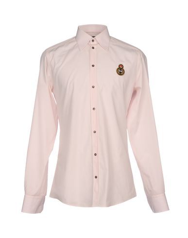 Sweet & Gabbana Camisa Lisa authentique en ligne qualité originale vente confortable EbFJ0BVn3