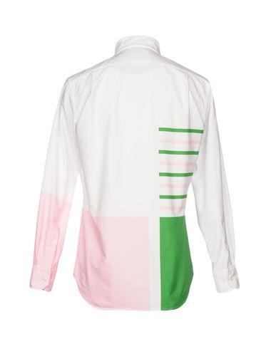 Thom Browne Shirt Imprimé rabais vraiment 8vQp0