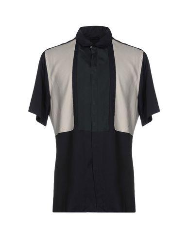 réduction fiable Shirt Imprimé Lanvin Livraison gratuite vraiment Manchester rabais Nice en ligne amazone en ligne VOKxmT