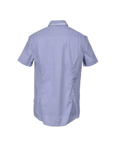 Armani Jeans Chemises Rayées très à vendre ZUF9dxTB