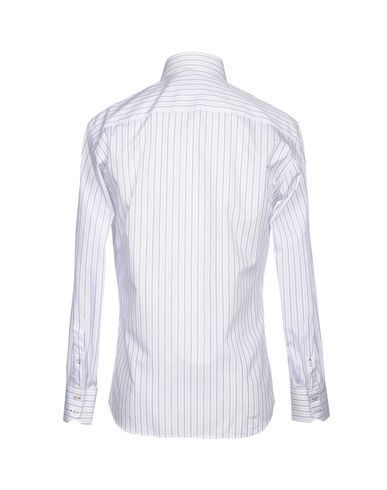 Xoos® Camisas De Rayas prix incroyable images bon marché UZIRpHZam
