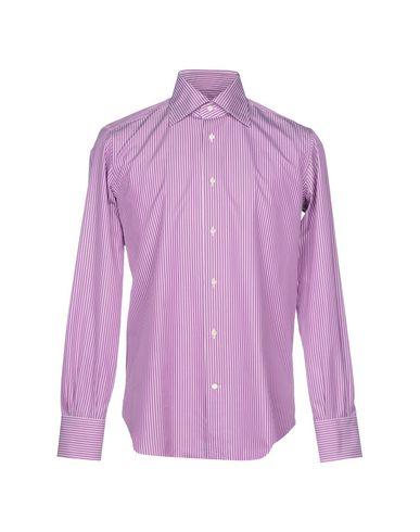 Chemises Rayées Mazzarelli classique coût pas cher choix en ligne réduction explorer achats en ligne 3Fmv7l7RX5