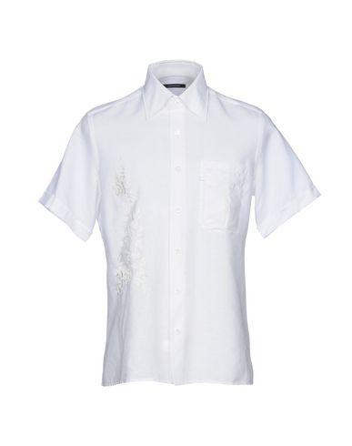 Pancaldi & B Camisa De Lin haute qualité 9XJp3JR