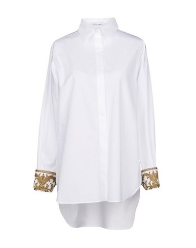 vente abordable Alberta Ferretti Chemises Et Chemisiers Lisses où trouver clairance faible coût SAST sortie N9Mvh