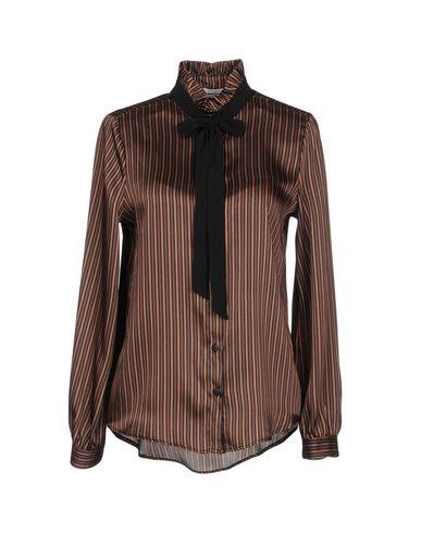 Chemises Rayées Biancoghiaccio
