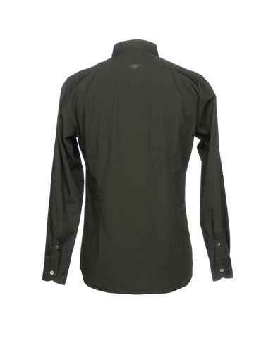 • Homme Jo Liu Chemises Rayées 2014 nouveau naturel et librement ijQ7XWV