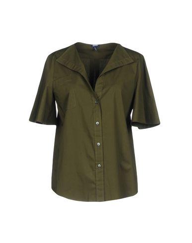 à jour 100% authentique Jil Chemises De La Marine Ponceuse Et Blouses Lisser vraiment pas cher lHRoRS