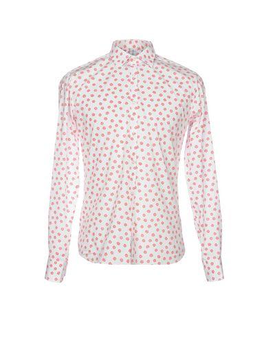 Étiquette 35 Camisa Estampada parfait jeu la sortie abordable vente Footaction fwrmg5U