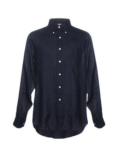 Brooks Brothers Camisa De Lino bon service jeu SAST 1xRm2s7xY