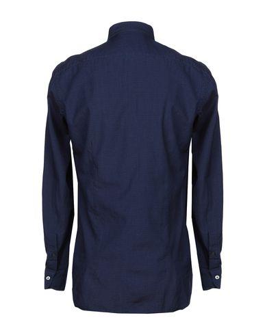 Drumohr Shirt Imprimé pas cher populaire authentique à vendre vente commercialisable nouvelle version MoGILHO5n