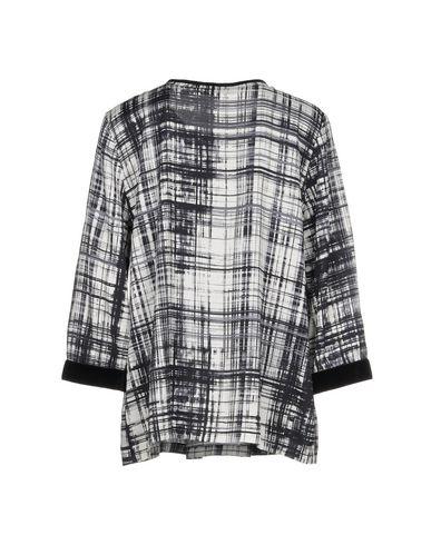 Anna Collection De Jeans Rachele Blusa eastbay de sortie d'origine à vendre vente meilleur endroit iD21VBA