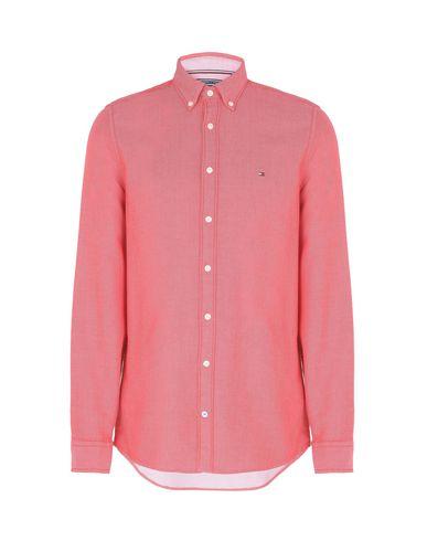 Tommy Hilfiger Mince Deux Shirt Dobby Ton Camisa Lisa Amazon de sortie apieCF