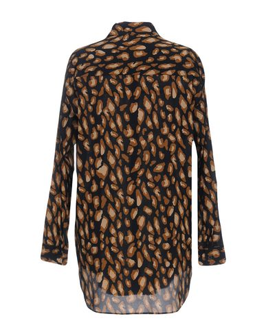 Chemises À Motifs Dkny Et Chemisiers rabais de dédouanement grande vente sortie vente en Chine Wq0s8