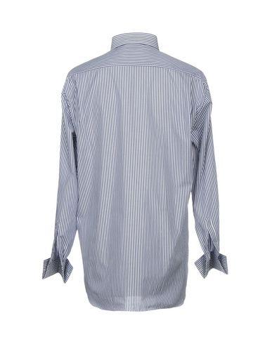 Gianmarco Bonaga Rayé Chemises amazon pas cher offre visite 6W9Yt