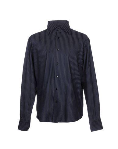 Réduction édition limitée Gianmarco Bonaga Rayé Chemises libre rabais d'expédition site officiel vente CaT0uL