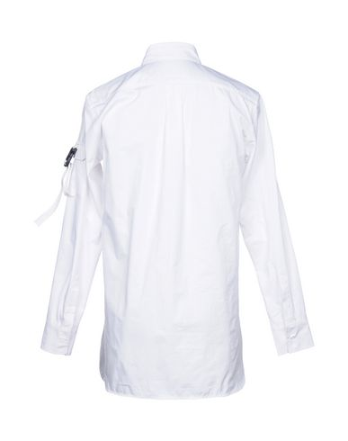 Dbyd X Yoox Camisa Lisa prix incroyable sortie nouvelle marque unisexe Manchester pas cher ff37purc3O