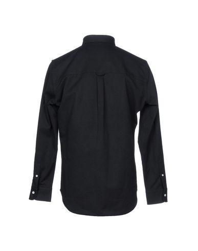 boutique en ligne Ami Alexandre Mattiussi Chemise Lisa la sortie offres NdIfbJ0