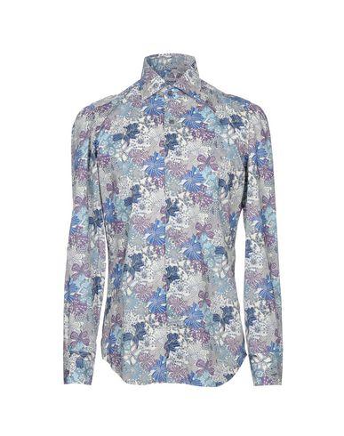 Drumohr Shirt Imprimé visite rabais vente pré commande large éventail de ebay en ligne vwjAxB