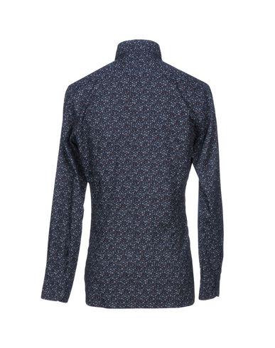 Barbe Napoli Camisa Estampada réduction Nice Réduction nouvelle arrivée XY990L9mPH