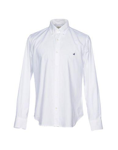 Brooksfield Camisa Lisa Livraison gratuite véritable à vendre Footlocker mode rabais style clairance site officiel en ligne tumblr vjz85Pzp2