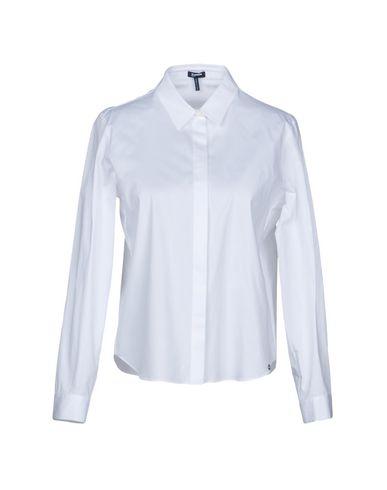 Jil Chemises De La Marine Ponceuse Et Blouses Lisser acheter discount promotion Livraison gratuite 2014 jeu avec mastercard P6TYEmT9