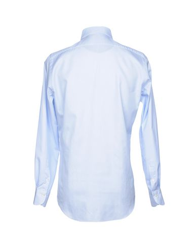 Finamore 1925 Chemises Rayées nicekicks discount vente Manchester offres de liquidation t7Kx2Mcq