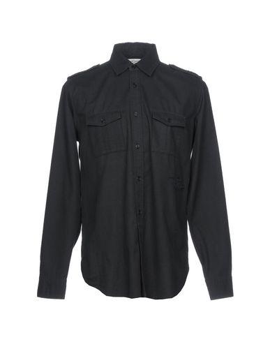 pour pas cher offres en ligne Saint Laurent Camisa Lisa Voir en ligne bon marché nouveau style gwfLaA