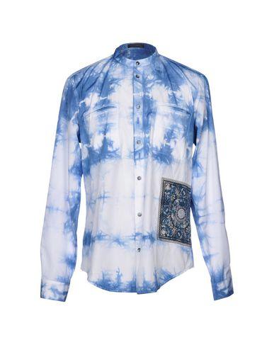 faible frais d'expédition Shirt Imprimé Versace parfait à vendre classique à vendre collections de vente vente SAST rXFNk