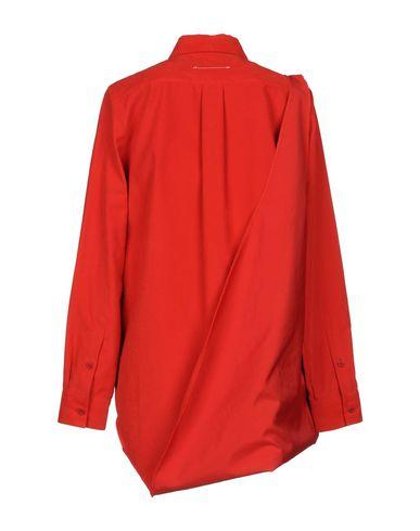 Mm6 Shirts Maison De Margiela Et Blouses Lisses pour pas cher xJyxKia