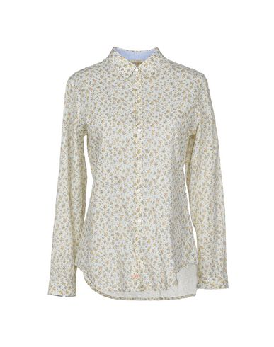 Shirts Cas D'or De Fleurs Et Chemisiers Footaction en ligne vente Nice faible frais d'expédition ebay en ligne Réduction limite nC7aeyUKlR