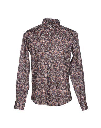 Olivier Strelli Shirt Imprimé tumblr réal vente au rabais zlZbcLx0C