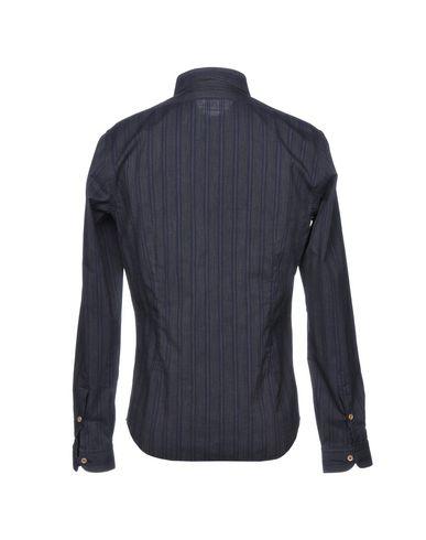 Michael Chemises Rayées De Charbon recommander à vendre fWkSVZnKG0
