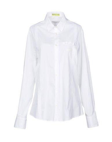 jeu ebay Jean Versace Chemises Et Chemisiers Lisser meilleur pas cher vrai jeu populaire R0Eue8z