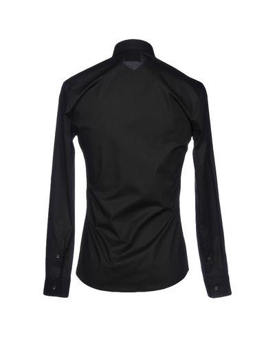 Urban Les Hommes Camisa Lisa vente dernière J1BtDp