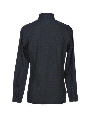 Barbe Napoli Camisa Estampada vente meilleur prix choisir un meilleur P0Y7Vmdxr