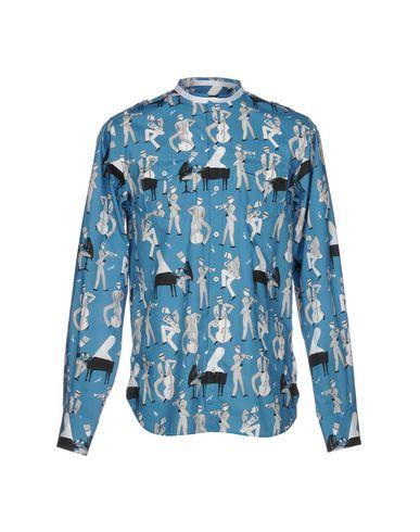 Sweet & Gabbana Camisa Estampada wiki jeu sortie geniue stockist 9xdwgTq