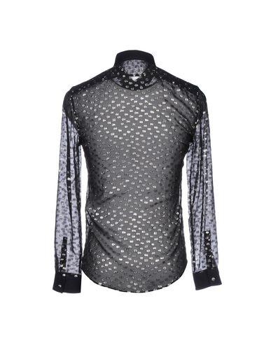 Par Rapport À Chemise D'impression Versace sortie avec paypal prix particulier ordre de vente y54drwxl