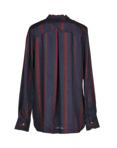 coût de réduction Chemises Rayées Caliban à jour faux rabais BgsF3