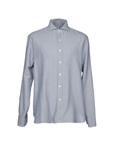 faux pas cher vente de faux Doppiaa Camisa Lisa meilleur achat Livraison gratuite confortable cSokx
