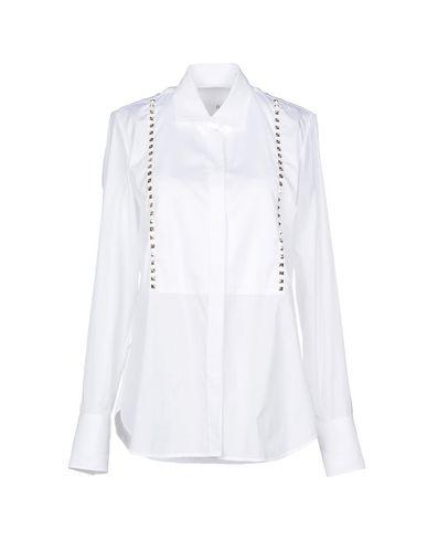 jeu pas cher Chemises Et Chemisiers Valentino Lisses vente exclusive lHMVm0hIp