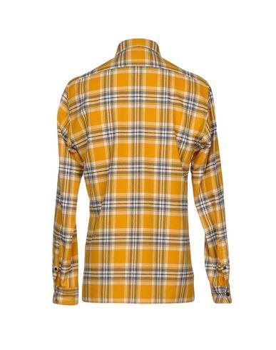 Lanvin Chemise À Carreaux sortie geniue stockist Peu coûteux Boutique en ligne à la mode visiter le nouveau UmipoqkxC6