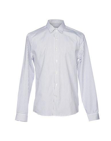Ami Alexandre Mattiussi Rayé Chemises vente dernières collections XD6n4N