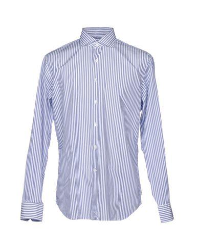sortie 2014 unisexe Alessandro Gherardi Rayé Chemises coût de réduction sortie d'usine vente Livraison gratuite sortie en Chine nCJDTBgh1