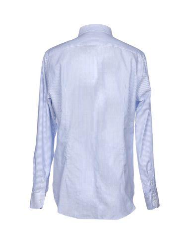 Mp Massimo Piombo Rayé Chemises énorme surprise wcceq