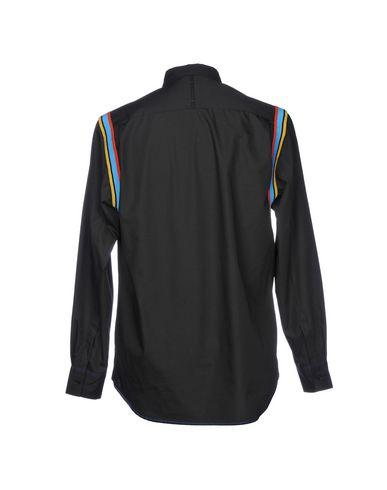 Jwanderson Camisa Lisa sneakernews vente d'usine 2014 unisexe authentique fiable arkdZ3E0