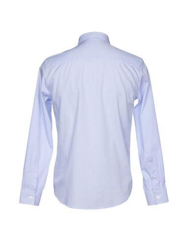 Chemises Rayées Msgm grande vente réduction excellente prix en ligne fLEjJKS