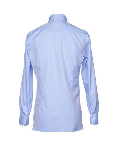Barbe Napoli Camisa Estampada 2014 plus récent vente authentique Ypzl3aHB